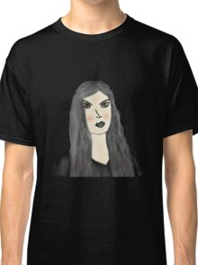 The Lady Is A Vamp Classic T-Shirt