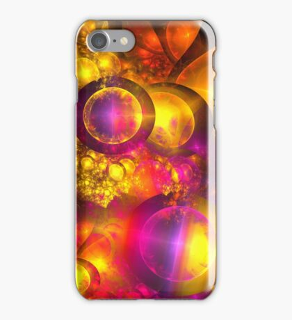 Helios Bubbles iPhone Case/Skin