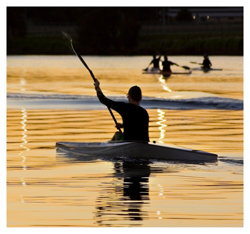 Paddle by Elana Halvorson