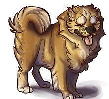 Chow Chow by Dethroning