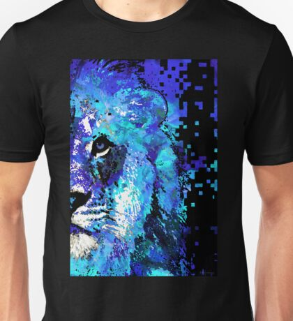 Blue Lion Art - Sharon Cummings Unisex T-Shirt