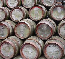 Casks by Wrigglefish