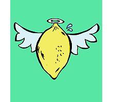 Lemon Heaven Photographic Print