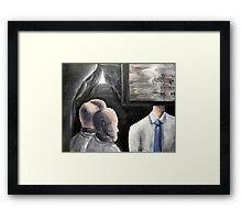 It Must Be a Tuesday Framed Print