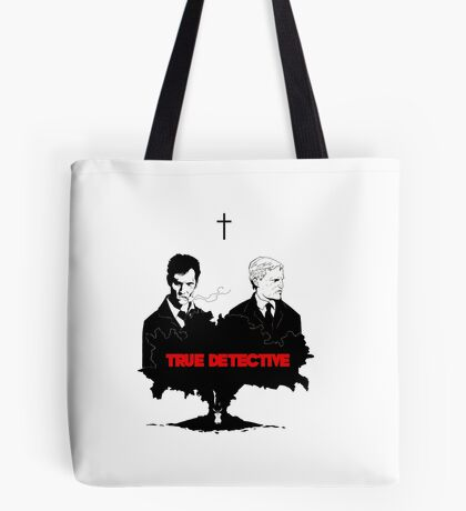 True detective Tote Bag