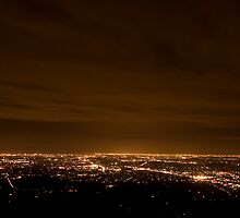 View of Eastern Melbourne by Nathan Jacobs