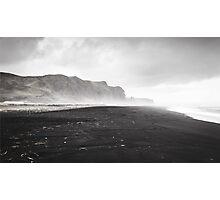 Vik Beach  Photographic Print