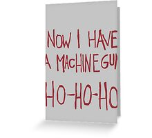 Ho Ho Ho... Greeting Card