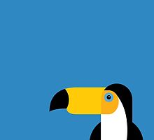 Toucan by Mark Walker