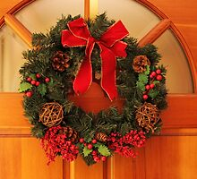 Christmas Wreaths by Henrik Lehnerer