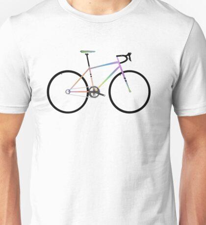 Rainbow Bike  Unisex T-Shirt