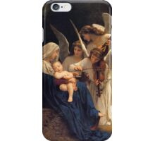 Baby Jesus Sleeping iPhone Case/Skin