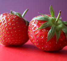 Strawberries by emmajc