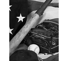 American Pastime Photographic Print
