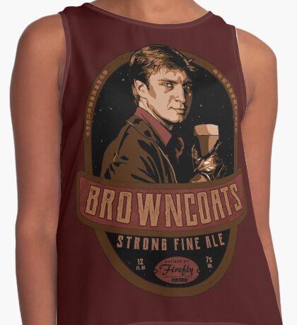 browncoat's ale Contrast Tank