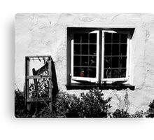 Red Jar Canvas Print