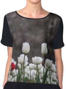 Dare to be different Women's Chiffon Top