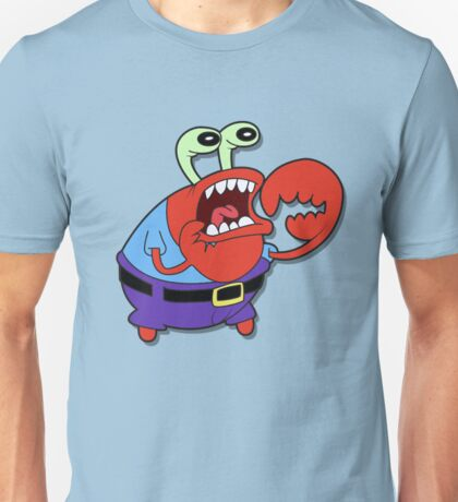 Mr. Krabs Unisex T-Shirt