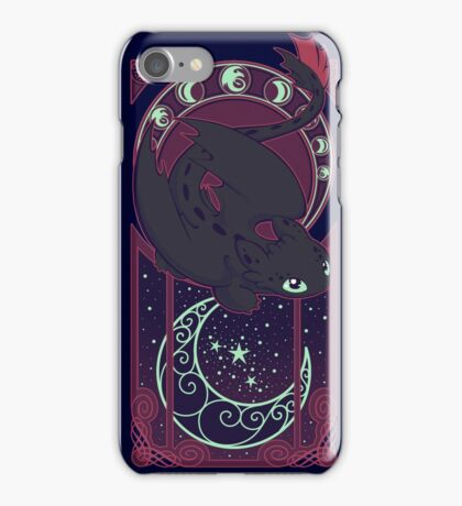 Art of the Night iPhone Case/Skin