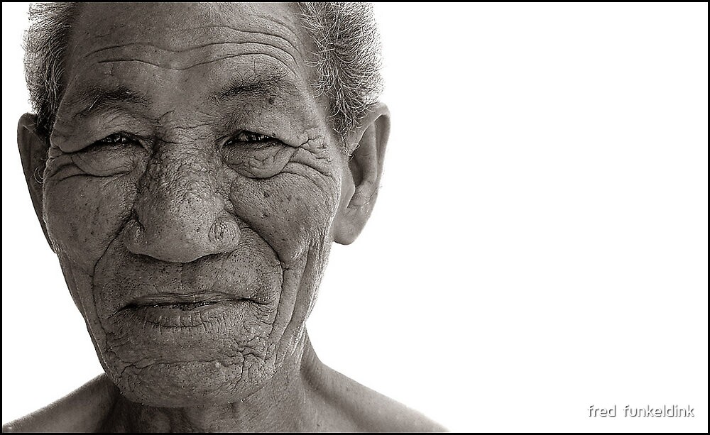 Face of Thailand by fred  funkeldink