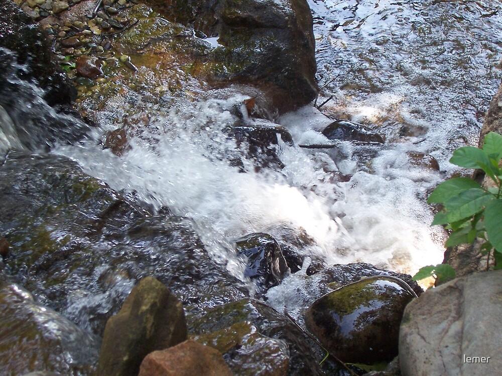 Gentle stream by lemer