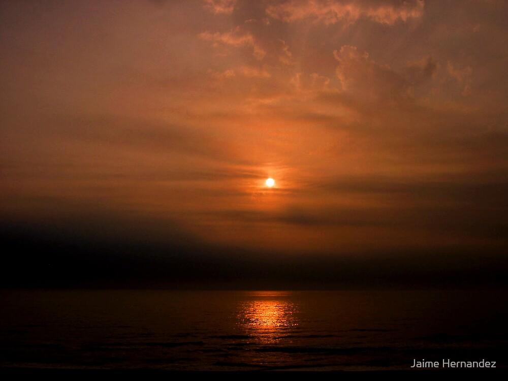 Summer Sunrise by Jaime Hernandez