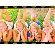 My girls 2 by Chasity Edmonson-Hobbs