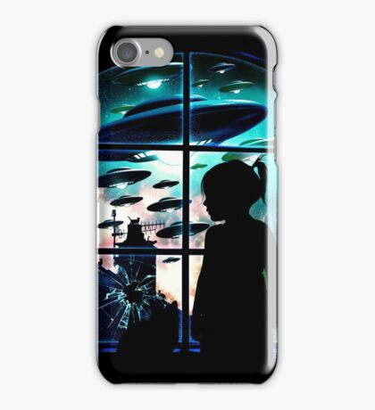 The Martians iPhone Case/Skin