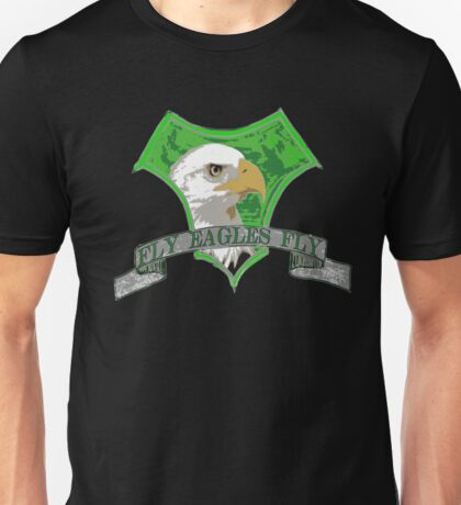 Fly Eagles Fly Unisex T-Shirt
