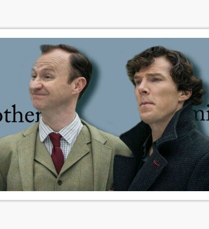 Sherlock edit 2.0 Sticker