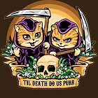 Til Death Do Us Purr by harebrained