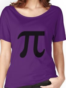 Pi Flavour Purple Women's Relaxed Fit T-Shirt