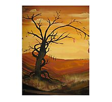 SLEEPY HOLLOW SURREAL  LANDSCAPE Photographic Print