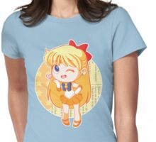 SAILOR.VENUS Womens Fitted T-Shirt