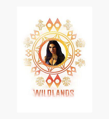 Ghost Recon Wildlands - Nidia Flores Photographic Print