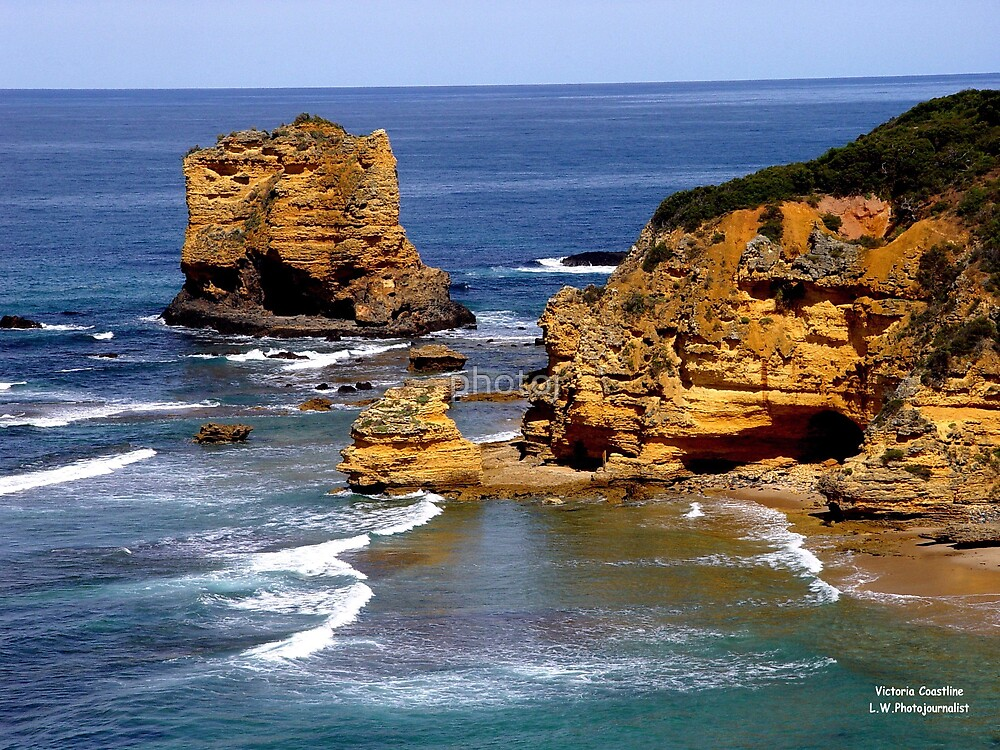 photoj Australia - Victoria, Oceon Road by photoj