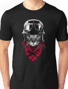 Adventurer Cat Unisex T-Shirt