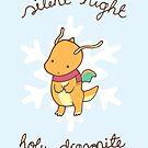 Dragonite Christmas by Steph Hodges