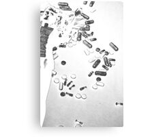 Ther Perfect Life: Drugs Canvas Print