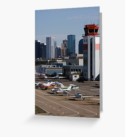 Edmonton City Center Greeting Card