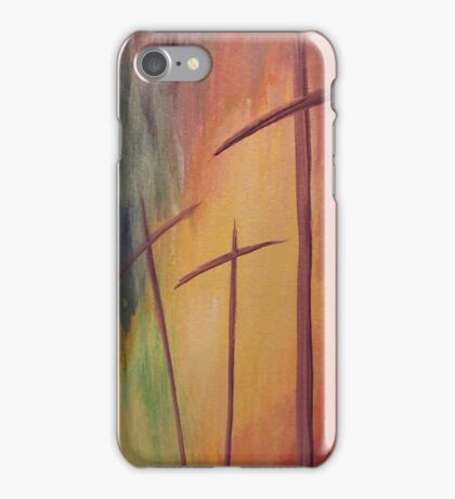By His Grace iPhone Case/Skin