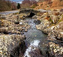 Ashness Bridge  by Gary Kenyon
