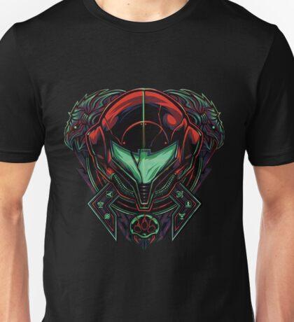 Samus Metroid Emblem Unisex T-Shirt