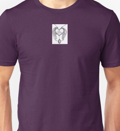 Steampunk Clockwork Heart Unisex T-Shirt