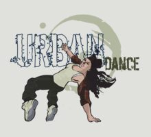 Urban Dancer by graphictongue