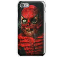 Zombie Spidey iPhone Case/Skin