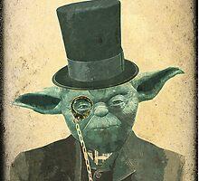 Formal Yoda by Lex Gochnour