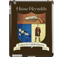 Firefly House Crest - Mal iPad Case/Skin