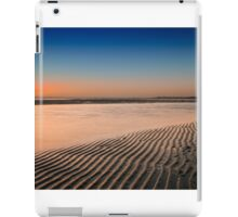 Beach Sunset 1 iPad Case/Skin