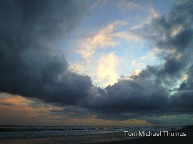 Secret Beach Spot by Tom Michael Thomas